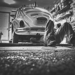 przegląd samochodu